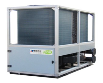 U型空气源热泵机组